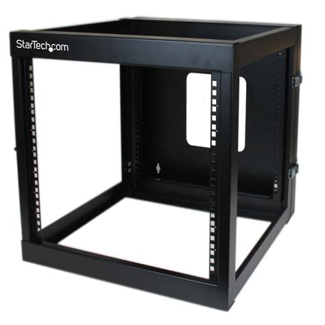 Open Rack startech 12u 22 inch hinged open frame