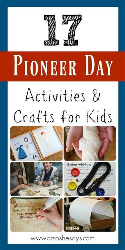 pioneer crafts 25 best ideas about pioneer crafts on pioneer
