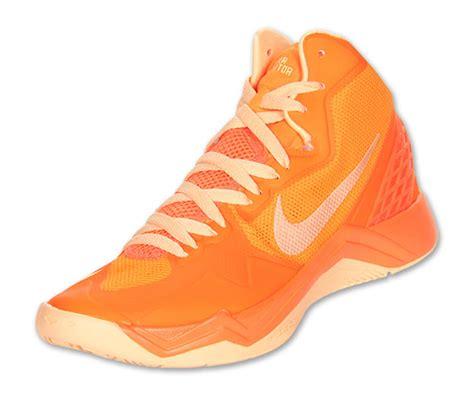 Nike Zoom 1 Orange nike zoom hyperdisruptor quot total orange quot sneakernews