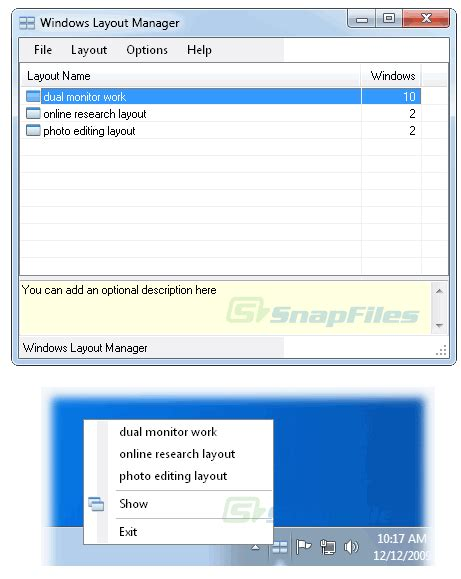 windows layout manager download windows layout manager wilma screenshot and download at
