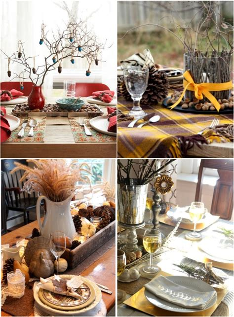 affordable ideas  thanksgiving decorating home