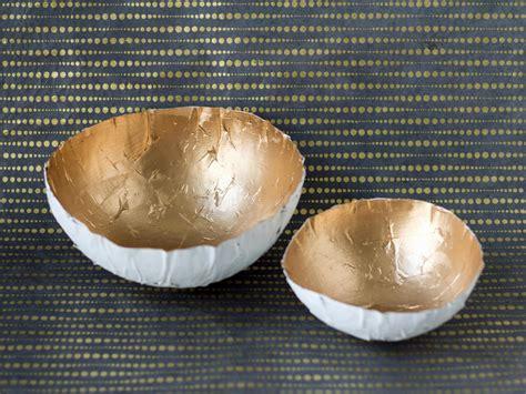 How To Make Paper Mache Bowls - how to make paper mache bowls hgtv