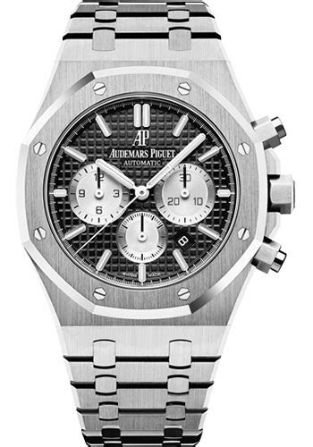 Ap Chrono Stainless audemars piguet royal oak chronograph 41mm stainless steel