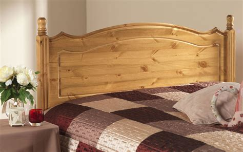 single pine headboard friendship mill boston solid pine wooden headboard single