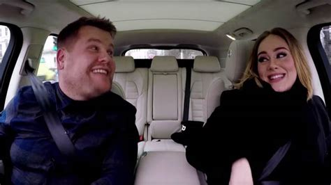 james corden and adele relationship adele raps nicki minaj professes love for spice girls