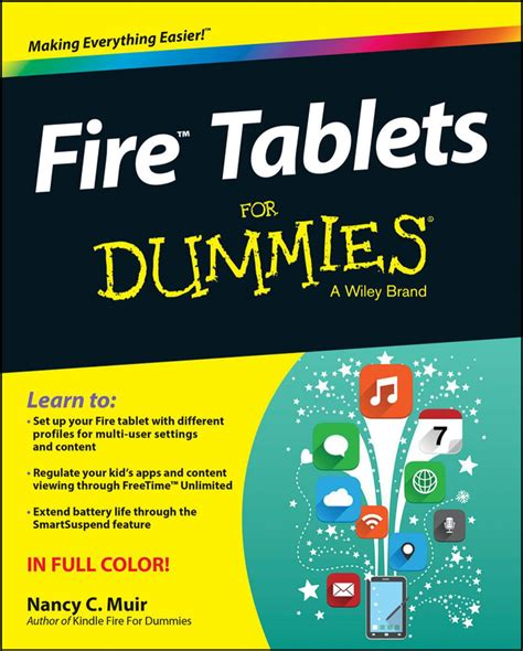 pattern recognition for dummies fire tablets for dummies free ebooks download