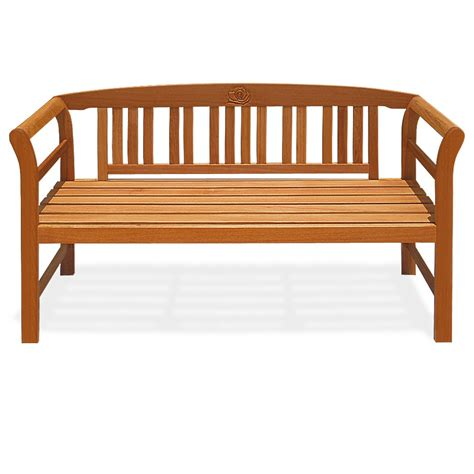 balcony bench wooden garden bench quot rose quot 140cm seater balcony outdoor