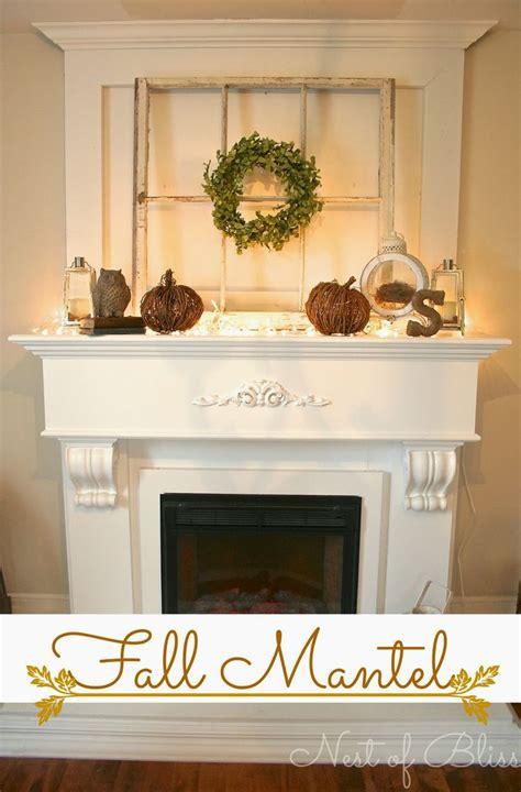 1000 ideas about fall fireplace mantel on pinterest 1000 images about mantels on pinterest mantles