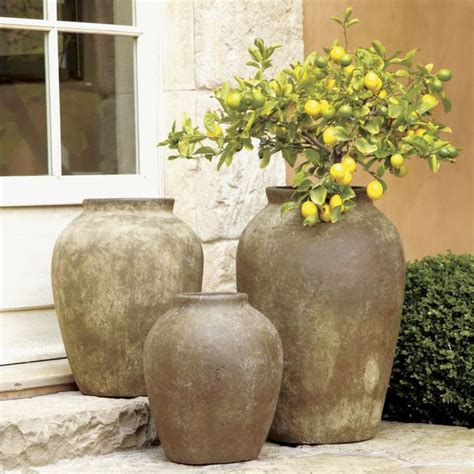 jar planters 17 best images about olive jar planters on
