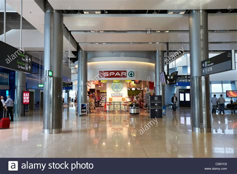 New Shop 2 by Spar Shop In The New Terminal 2 Building At Dublin Airport