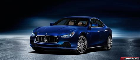Maserati Ghibli Price Maserati Ghibli Priced From 104 665 Gtspirit