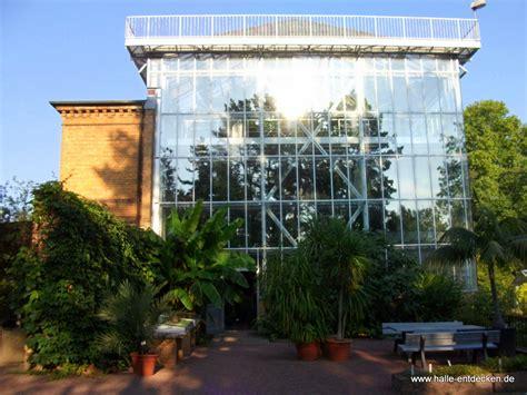 Botanischer Garten In Halle Saale Www Halle Entdecken De