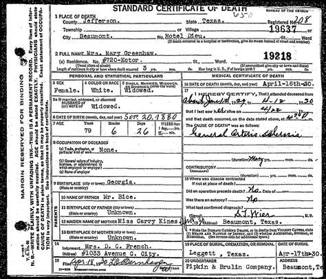 Jefferson County Alabama Birth Records Bice