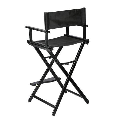 high quality makeup artist directors chair folding chair aluminum frame py ebay