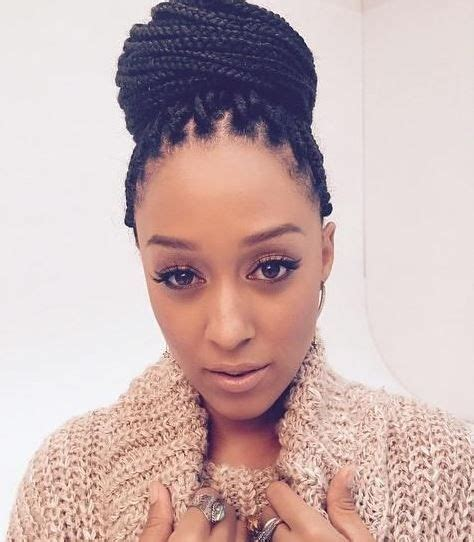 short individual twists navy individual braids with sides shaved hairstylegalleries com