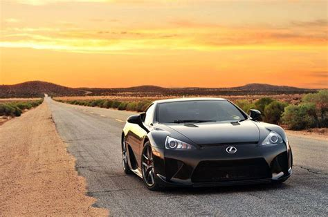 lexus lfa modified lexus lfa black modified cars and auto parts