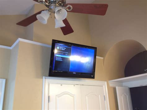 where to put tv in bedroom tv wall mount installation over master bedroom closet yelp