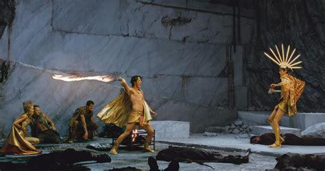 pemeran film god of war immortals teaser trailer