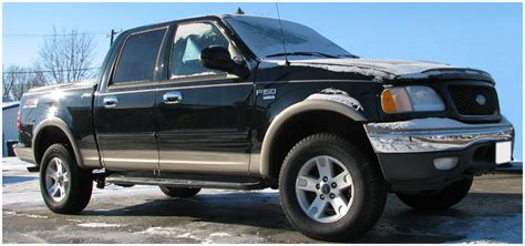 Ford F150 2003 by 2003 Ford F 150 Information And Photos Zombiedrive