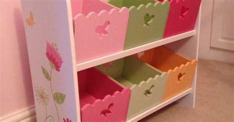 vertbaudetwooden storage unit toy box shelvesgirls kids
