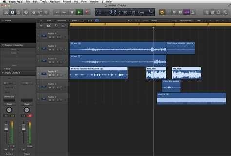 logic pro logic pro x and cut pro x how they work together