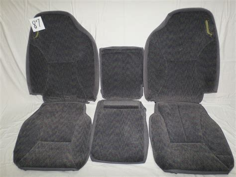 dodge ram seat covers oem 1999 dodge t300 oem seat cover take ebay