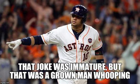 Houston Astros Memes - comedy imgflip