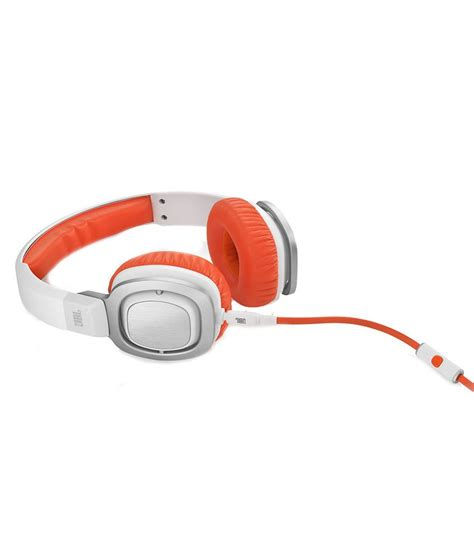 Headphone Jbl J55i Buy Jbl J55i Ear Wired Headphone Without Mic White