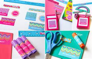 free printable pencil labels for your kids kids ruff draft getting ready for back to school with new