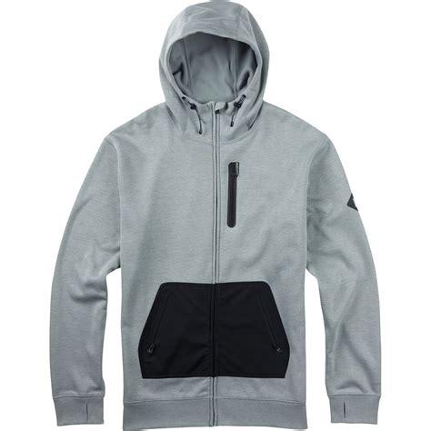 Jaket Hoodie Zipper Burton burton hemlock bonded zip hoodie s backcountry