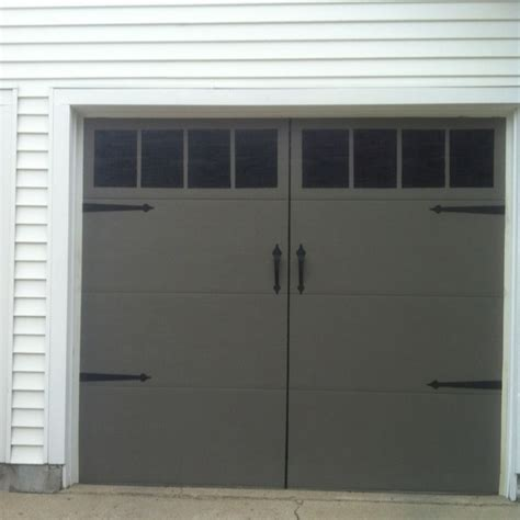 17 Best Images About Ideas To Fix The Front Of My Ugly Paint Garage Door
