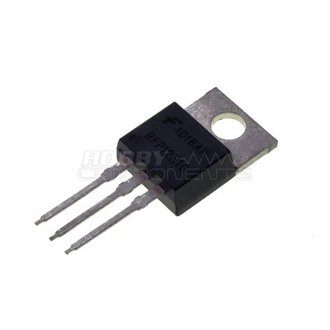 fet transistor funktionsweise 12n10l fet transistor rfp12n10 hobby components