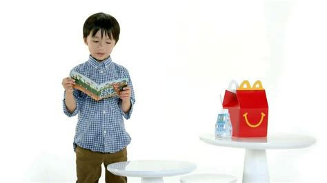 McDonald's Happy Meal Books TV Spot   720 commercial airings