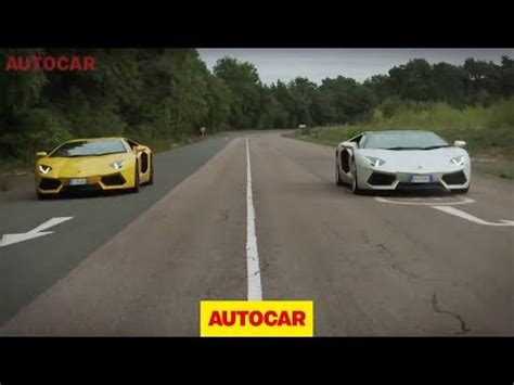 Whats Better Or Lamborghini Which Is Better Lamborghini Aventador Roadster Vs