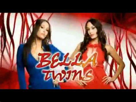 theme song nikki bella wwe divas the bella twins theme song quot you can look but