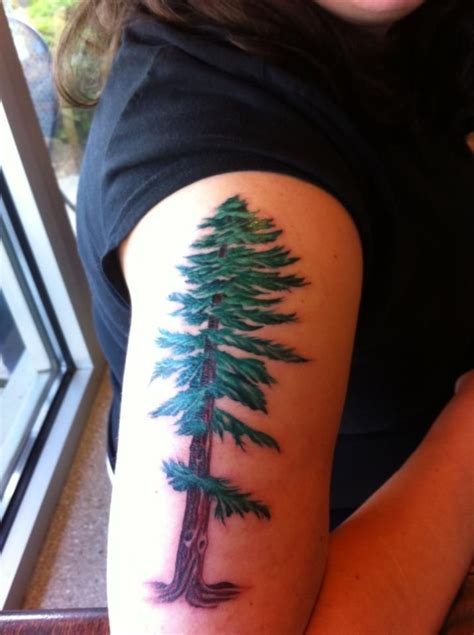 my redwood tattoo love it tattoos pinterest