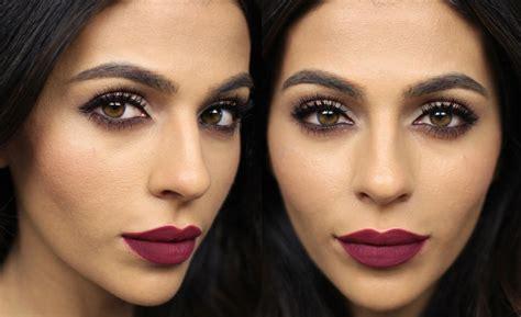 Lipstik Merah Marun Gelap ketahui warna lipstik yang cocok untuk pemilik bibir gelap okezone lifestyle