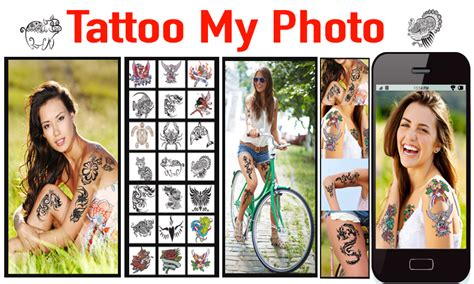 tattoo my photo pro apk amazon com tattoo my photo maker appstore for android
