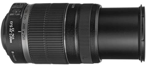 Lensa Zoom Canon 55 250mm canon ef s 55 250mm f 4 5 6 is ii telephoto zoom lens price review and buy in dubai abu dhabi