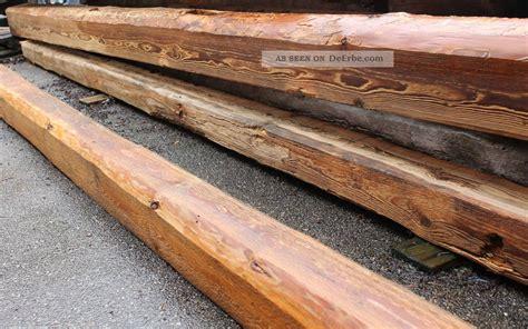 holzbalken alt balken geb 252 rstet behandelt gegen - Holzbalken Alt