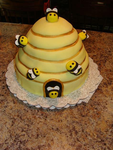 bee hive cake my cake designs