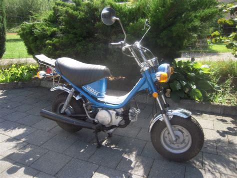 Motorrad Oldtimer Ersatzteile Yamaha by Motorrad Oldtimer Kaufen Yamaha Chappy 50 Brivemo Velos
