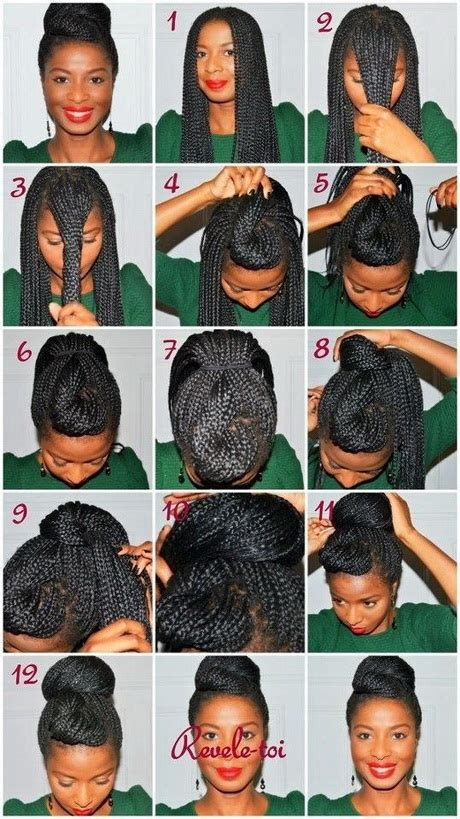 Hairstyles You Can Do With Box Braids by Hairstyles You Can Do With Box Braids