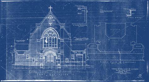 blueprints building