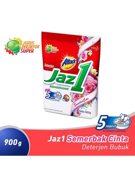 Attack Jaz1 Semerbak Segar 1 8kg kao attack detergent powder jaz 1 semerbak cinta pck 900g