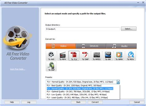 video file format quality feature rich video converter software to convert video of