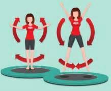 ejercicios en cama elastica entrenar en una cama el 225 stica blog de topludi
