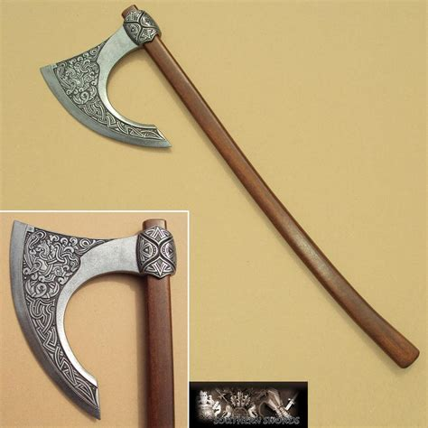 viking battle axe for sale viking celtic bearded battle axe 8th century scandinavian