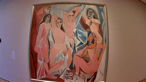 picasso paintings les demoiselles d avignon les demoiselles d avignon pablo picasso picture of the