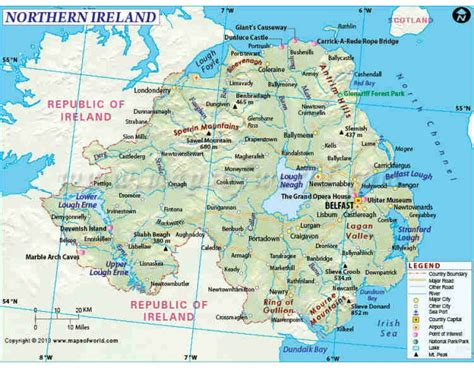 Floor And Decor Store Hours northern ireland country map